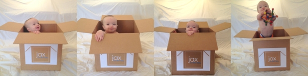 Jax in the Box - literally