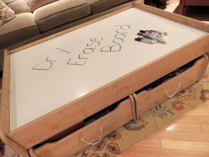 Dry Erase Table