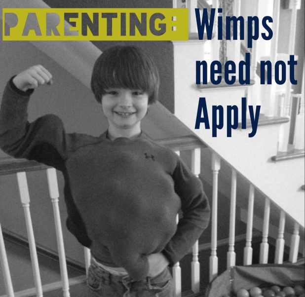 Parenting Wimps 1