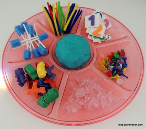 Counting Tray @ blog.jaxinthebox.com