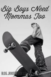 Big Boys Need Mommas Too @ blog.jaxinthebox.com